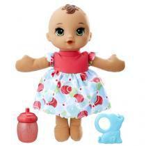 Boneca Baby Alive Morena Hora do Sono - com Acessórios Hasbro