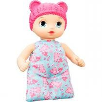 Boneca Baby Alive Naninha Loira e Morena 15cm Hasbro -