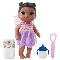 a8f5b8ae19 Boneca Baby Alive - Negra - Hora da Festa - Hasbro -