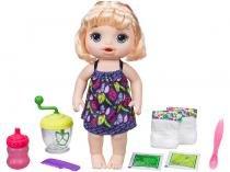 Boneca Baby Alive Papinha Divertida com Acessórios - Hasbro