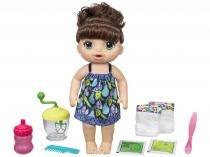 Boneca Baby Alive Papinha Divertida  - com Acessórios Hasbro