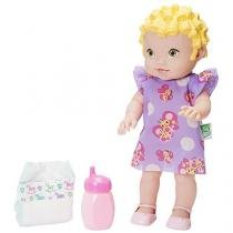 Boneca Baby Collection Faz Xixi - Super Toys
