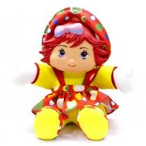 Boneca Baby Fruti Gugu Dada - Vermelho - Mimo - Mimo
