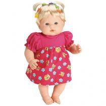 Boneca Baby Presilhinhas com Acessórios - Roma Brinquedos