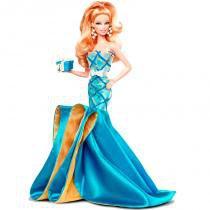 Boneca Barbie Colecionável - Feliz Aniversário Ken - Mattel -
