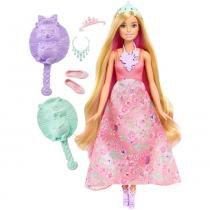 Boneca Barbie - Dreamtopia - Princesa Cabelos Mágicos - Mattel - Mattel