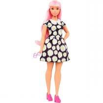 Boneca Barbie Fashionistas Power Print 2017 Mattel - Mattel