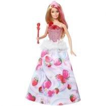 Boneca Barbie Princesa Reino dos Doces - Mattel -