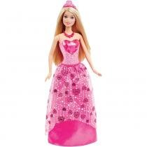 Boneca Barbie Princesa Reinos Mágicos - Reino dos Diamantes - Mattel - Mattel
