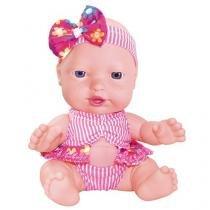 Boneca Bebê Pintinhas - Sid-Nyl