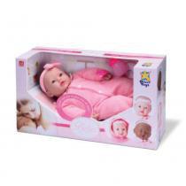 Boneca Bebes Coleção Diver Toys -
