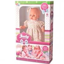 Boneca Bebezinha Judy Classic 45cm Milk Brinquedos - Milk