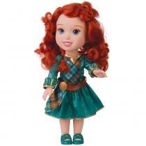 Boneca Clássica - Minha Primeira Princesa - Princesas Disney - Merida - Mimo - Mimo