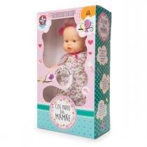 Boneca colinho da mamãe modelo 01 - estrela - Estrela