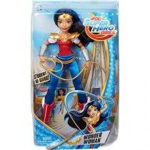 Boneca dc super hero girls wonder woman dlt61/dlt62 - mattel - Mattel