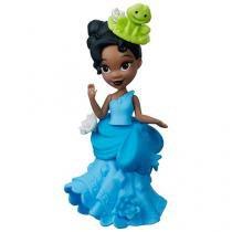 Boneca Disney Princesas Tiana - Pequeno Reino Figurinos Fashion Hasbro