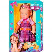 Boneca Dulce Maria Carinha de Anjo - Baby Brink -