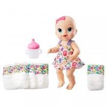 Boneca e Acessórios - Baby Alive - Loirinha - Hora do Xixi - C4324 - Hasbro - Hasbro