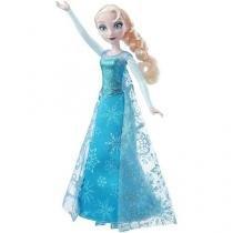 Boneca Elsa Musical e Luzes Frozen - Hasbro