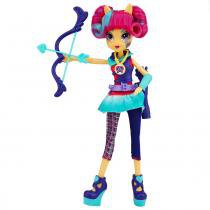 Boneca Equestria Girls - My Little Pony - Shadowbolt Luxo - Sour Sweets - Hasbro - Hasbro