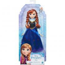 Boneca Frozen Clássica Anna - Hasbro - B5162/B5161 - HASBRO
