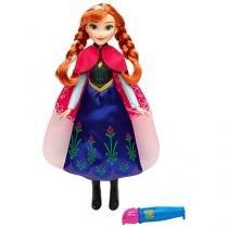 Boneca Frozen Vestido Mágico - Hasbro