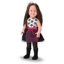 Boneca Júlia Silva Pop Star - Bambola Brinquedos -