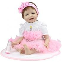Boneca Laura Baby Enchanted Smile 259 - Shiny Toys