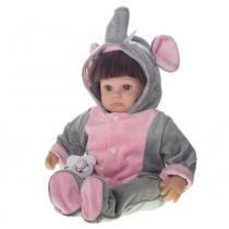 Boneca Laura Baby Fantasy - Bebe Reborn - Laura doll
