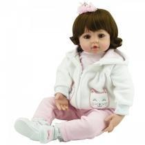Boneca Laura Baby Julia - Bebe Reborn - Laura doll