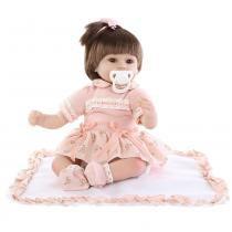 Boneca Laura Baby Melissa - Bebe Reborn - Laura doll