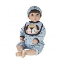 Boneca Laura Doll Blue Petzz - Bebe Reborn -