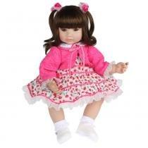 Boneca Laura Doll Cherry - Bebe Reborn - Adora doll shiny toys