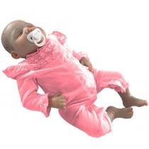 Boneca Laura Doll Clara - Bebe Reborn -