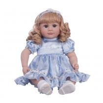 Boneca laura doll little princess - shiny toys - Shiny toys