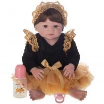 Boneca Laura Doll - Reborn - Baby Aurora - Shiny Toys -