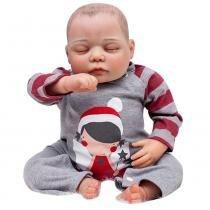 Boneca Laura Doll Richard - Bebe Reborn -