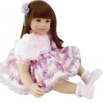 Boneca Laura Doll - Violet - Shiny Toys - Shiny Toys