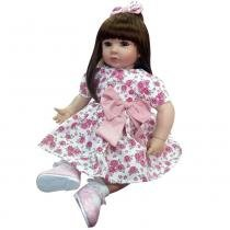 Boneca Laura Sweet Camille - Bebe Reborn - Laura doll