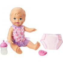 Boneca Little Mommy - Bebê Faz Xixi - Mattel - Mattel