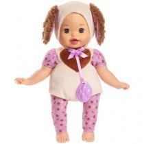 Boneca Little Mommy - Fantasias Fofinhas  - Cachorrinho Mattel