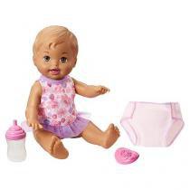 Boneca Little Mommy Faz Xixi com Acessórios - Mattel
