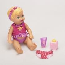 Boneca Little Mommy Momentos do Bebê Fisher-Price - Mattel