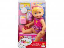 Boneca Little Mommy - Momentos do Bebê - Hora de Trocar Fralda Mattel