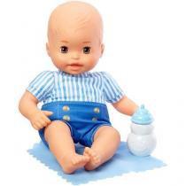 Boneca little mommy recem nascido mattel fjl45/fjl48 - Mattel