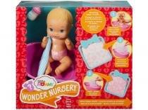 Boneca Little Mommy Wonder Nursery - com Acessórios Mattel