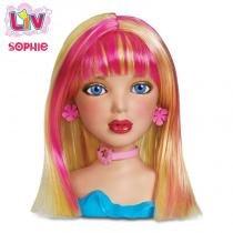 Boneca LIV - Cabeça da Moda - Sophie - Long Jump -