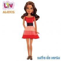 Boneca LIV - Noite de Verão - Alexis - Long Jump -