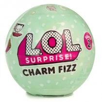 Boneca Lol Com 3 Surpresas Charm Fizz - Candide -