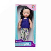 Boneca look fashion lelê - estrela -
